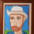 Vincent Van Gogh (Portrait)